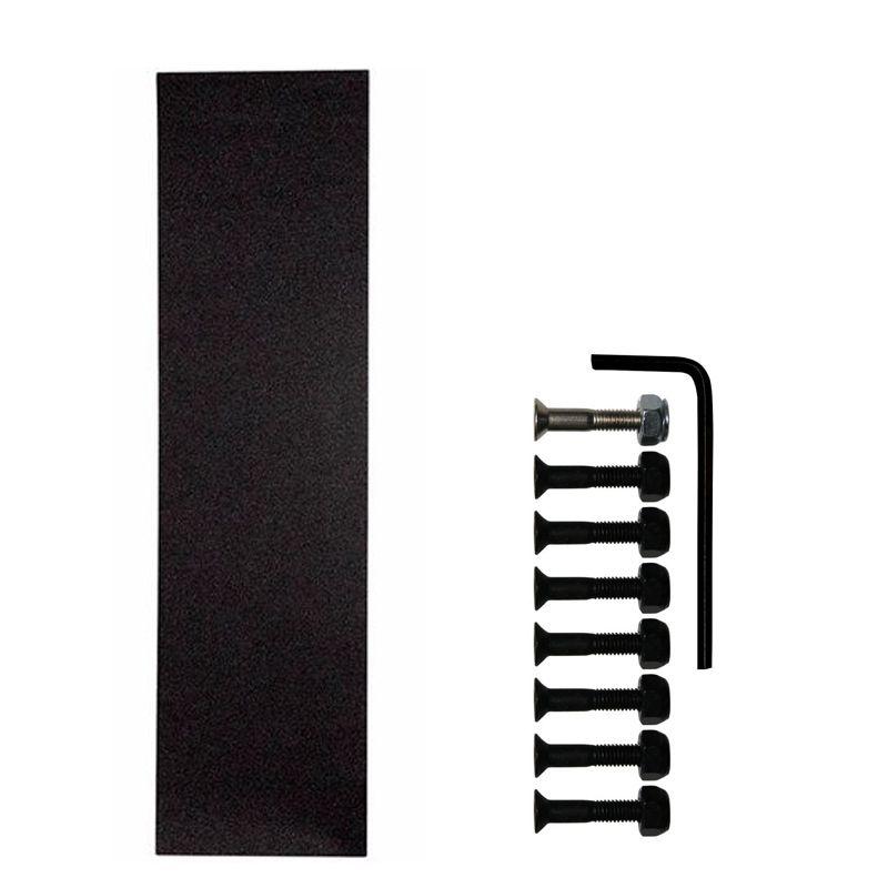 Lixa Para Skate 84cm X 24cm + Parafuso de Base