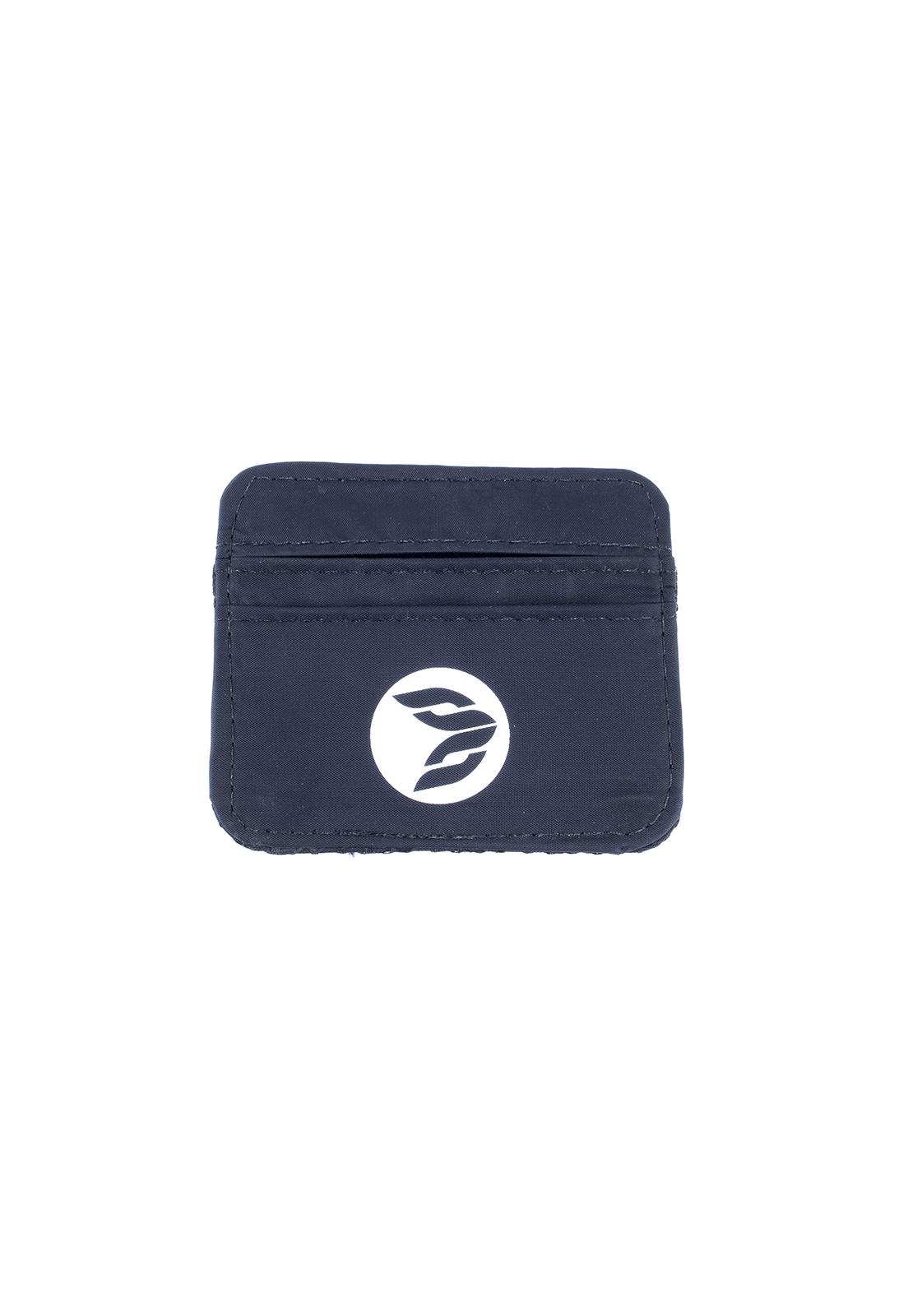 Porta Cartão Cisco Skate Black Logo Seta