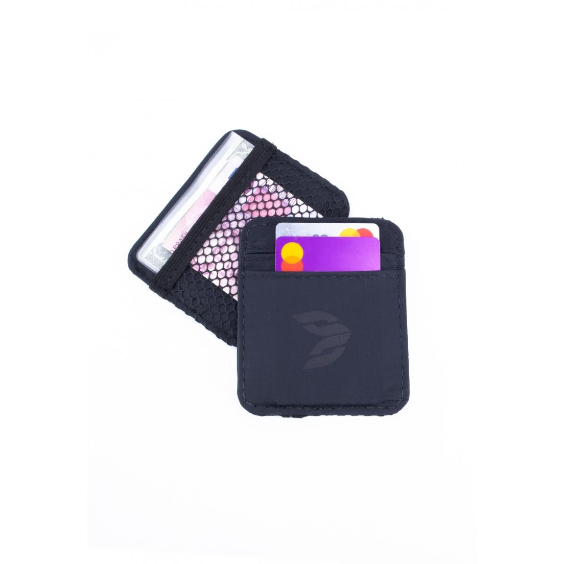 Porta Cartão Cisco Skate Seta Black