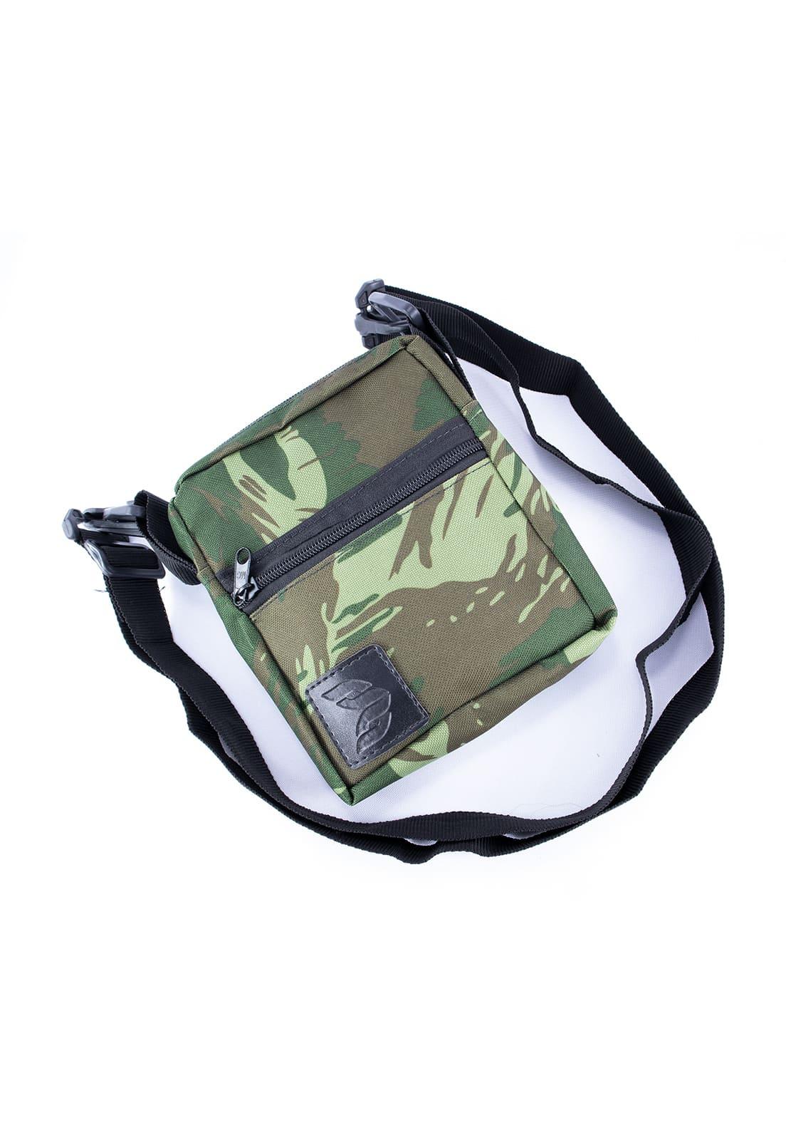 Shoulder Bag Cisco Skate Camuflada Black