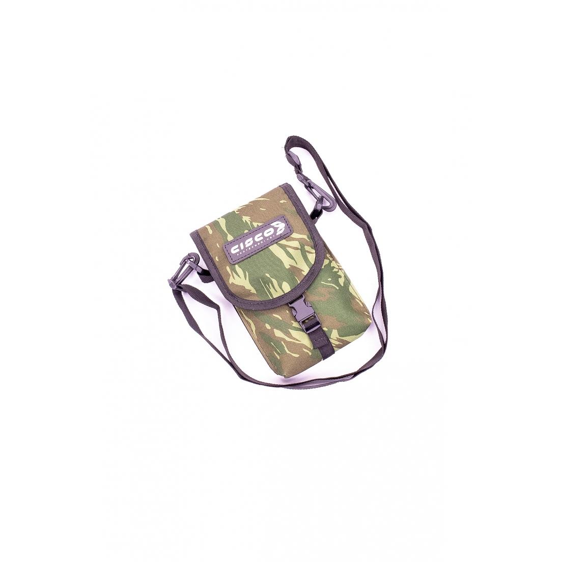 Shoulder Bag Cisco Skate Camuflada Green