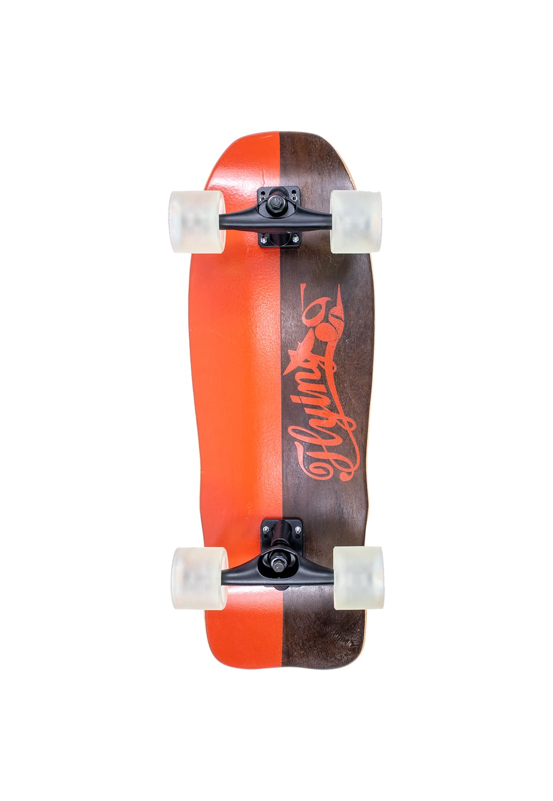 "Skate Simulador de Surf Flying Importado 9.8"" Truck 160mm"