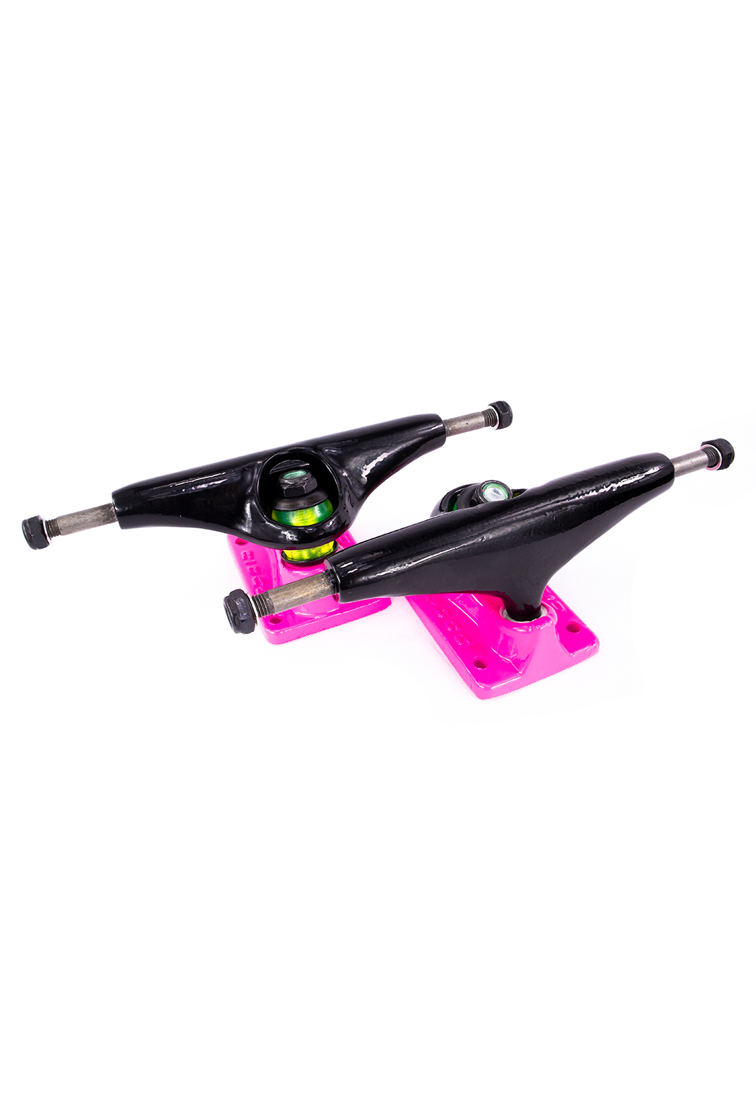 Truck Cisco Skate 139mm Black/Pink