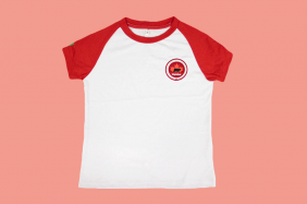 Camiseta Babylook Manga Curta Maple Bear Ensino Fundamental