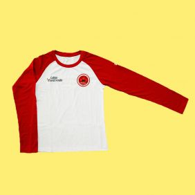 Camiseta Babylook Manga Longa Colégio Santa Amália Maple Bear Ensino Fundamental