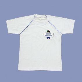 Camiseta Manga Curta Bello Bambino