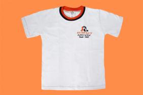 Camiseta Manga Curta Branco Externato Santana