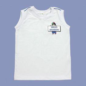 Camiseta Regata Bello Bambino