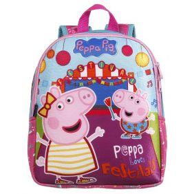 PEPPA PIG: MOCHILA M NEO