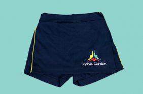 Short Saia Prime Garden