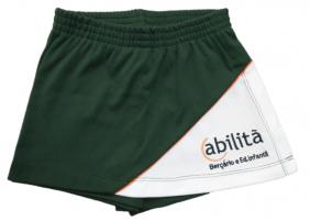 Short Saia Verde Abilitá
