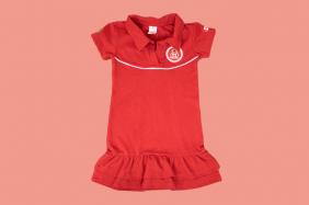 Vestido Polo Maple Bear Ensino Infantil