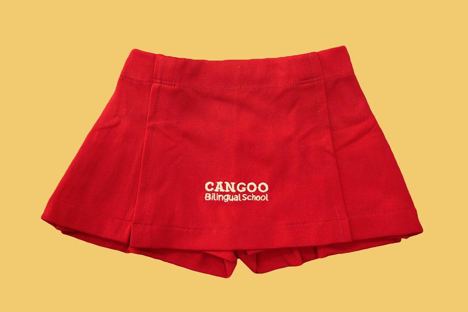 Short Saia Cangoo