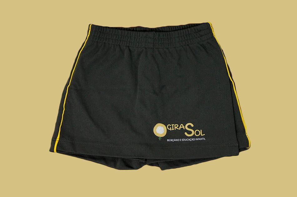 Short Saia Girassol