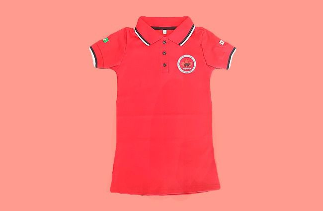 Vestido Polo Maple Bear Ensino Fundamental