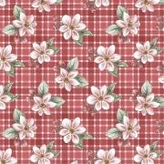 Coleção Digital Red Blossom 3  - 50CM x 1,50M