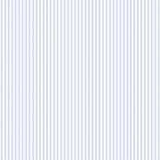 Tecido Tricoline Listrado Azul Candy - 0,50CM X 1,50M