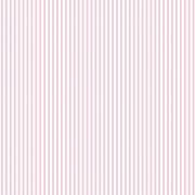 Tecido Tricoline Listrado Rosa Candy - 0,50CM X 1,50M