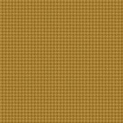 Tecido Tricoline Pied de Poule Mostarda - 0,50CM X 1,50M
