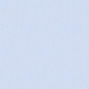 Tecido Tricoline Poá Azul Candy - 0,50CM X 1,50M
