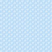 Tricoline 100% Algodão Basics Azul -  0,50CM X 1,50CM