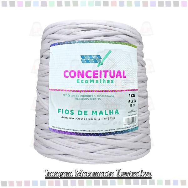 FIO DE MALHA DE 1Kg - PRETO  - (foto ilustrativa)