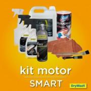 Kit SMART MOTOR - para 10 limpezas técnicas de motor (Produtos e acessórios)
