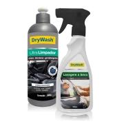 Lavagem a Seco + Ultra Limpador DryWash