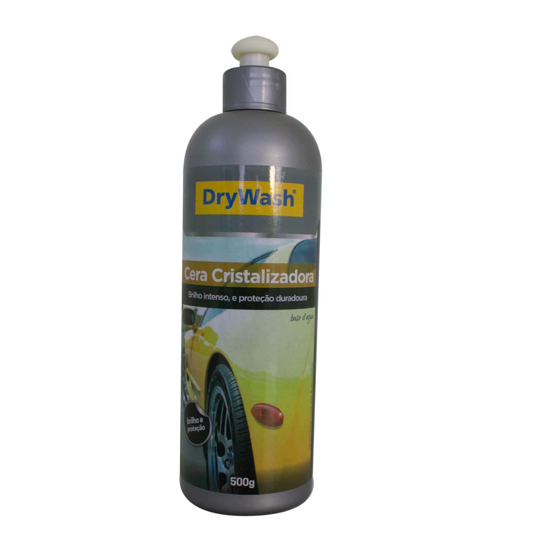 Cera Cristalizadora DryWash 500g