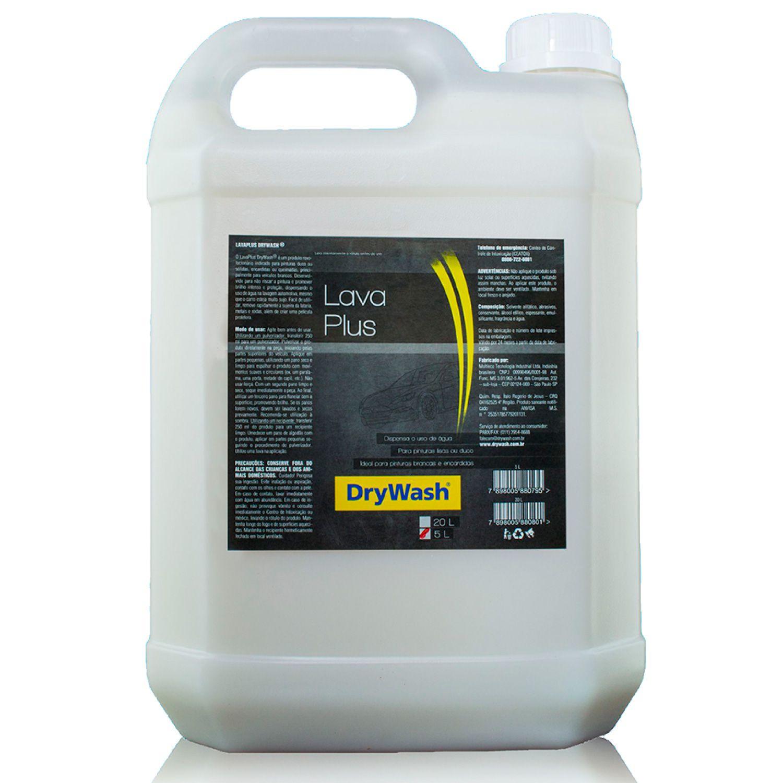 Lava Plus DryWash 5 Litros