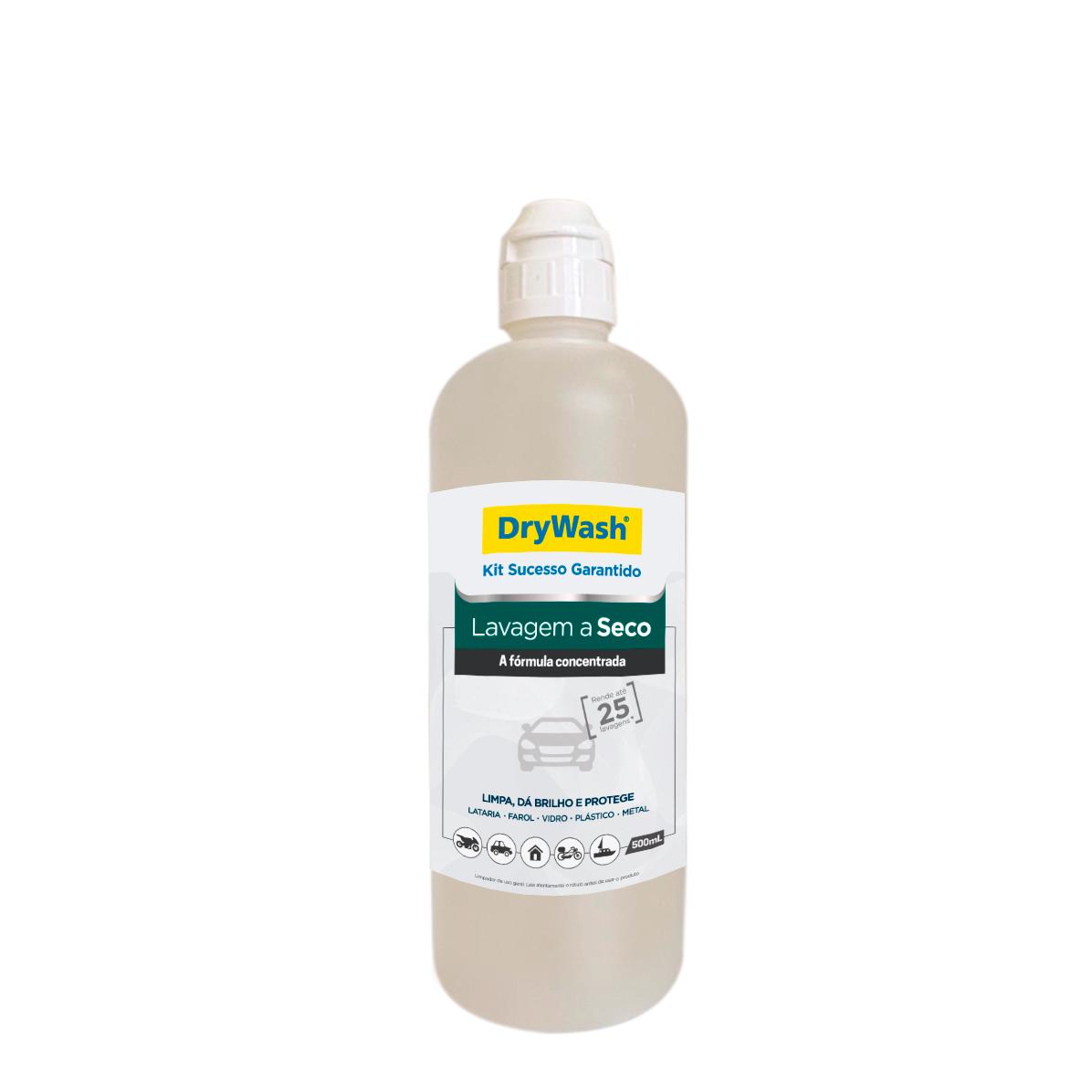Lavagem A Seco Concentrado DryWash 500mL