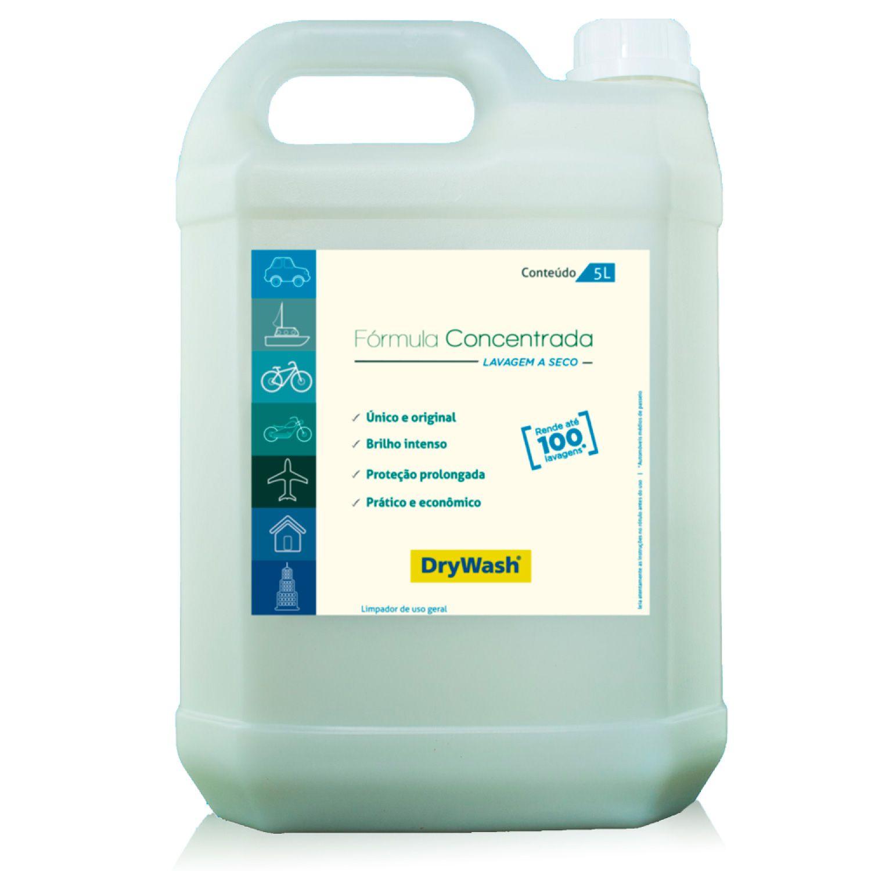 Lavagem A Seco Concentrado DryWash 5 Litros