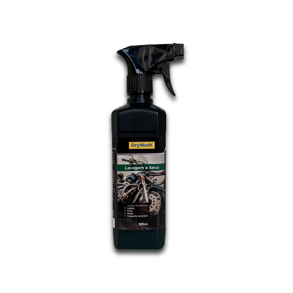 Lavagem a Seco DryWash 500mL - Linha Moto