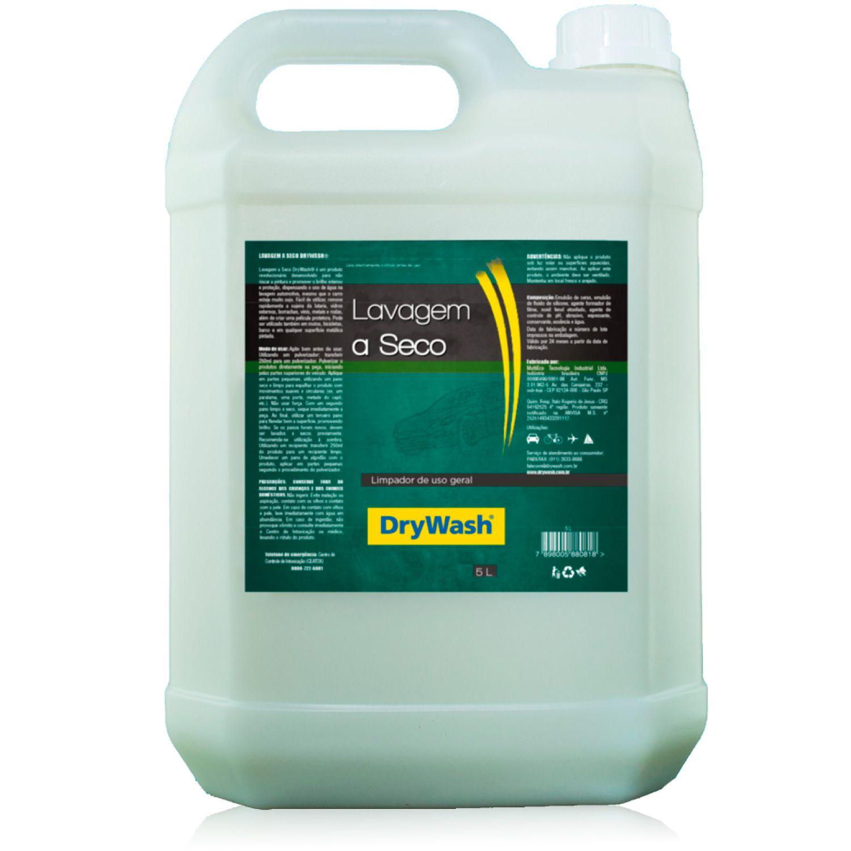Lavagem A Seco DryWash 5 Litros