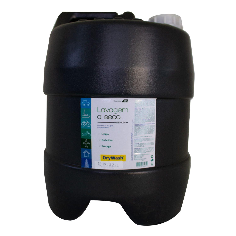 Lavagem a Seco Premium DryWash 20 Litros