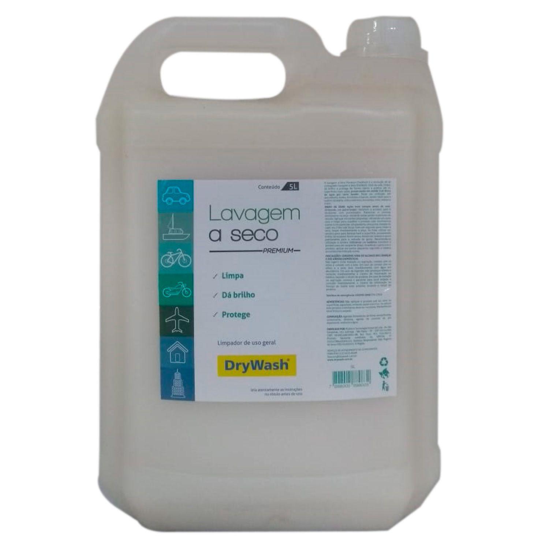 Lavagem A Seco Premium DryWash 5 Litros