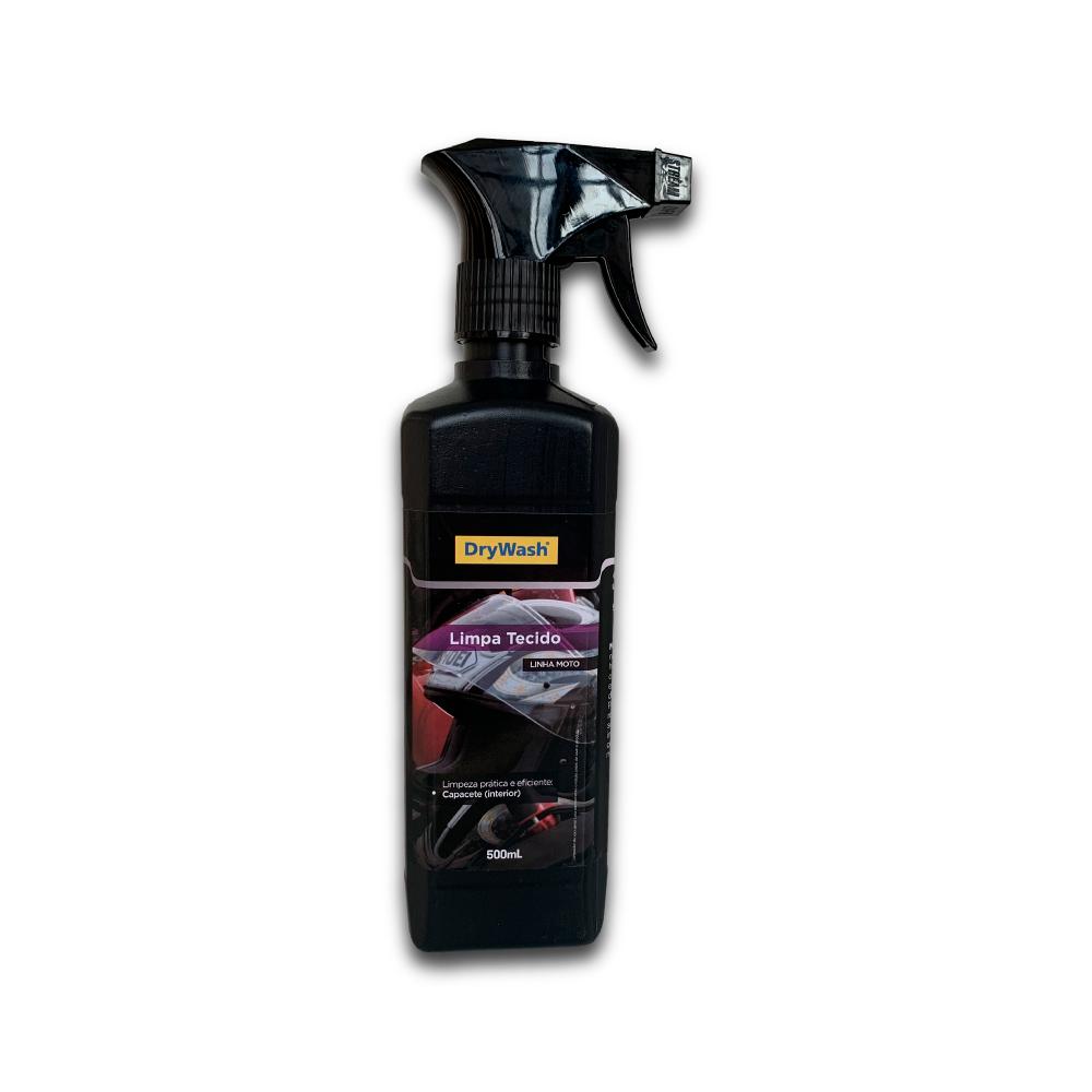 Limpa Tecido DryWash 500mL - Linha Moto