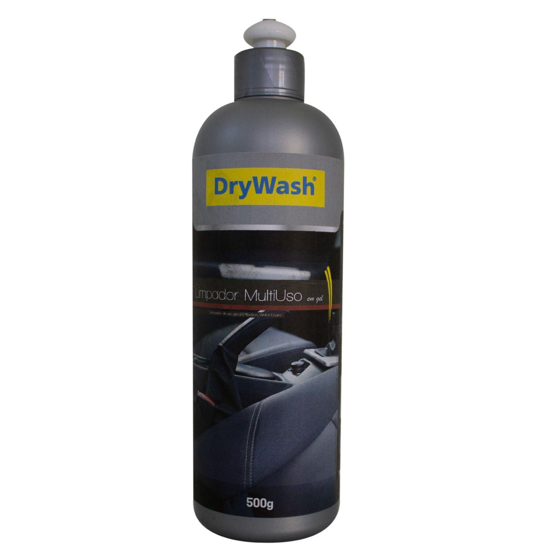 Limpador Multiuso Em Gel DryWash 500g