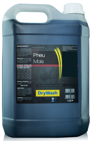 Pneu Mais DryWash 5 Litros