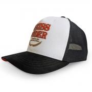 Boné Cerveja Weiss Füder Trucker Americano