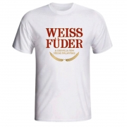 Camiseta Cerveja Weiss Füder