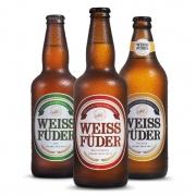 Combo Cerveja artesanal Weiss Füder 3 Garrafas variadas