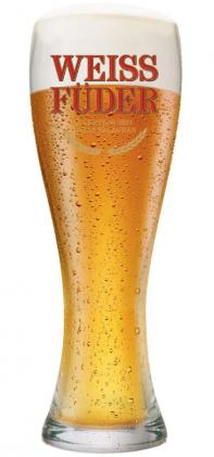 Combo cerveja Weiss Füder 4 garrafas + 2 copos