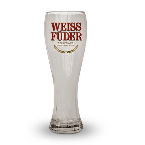 Copo cerveja Weiss Füder