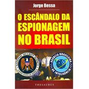 O Escândalo da Espionagem no Brasil