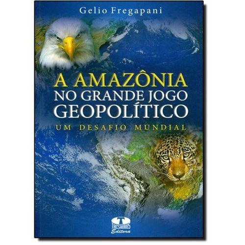 A Amazônia no Grande Jogo Geopolítico