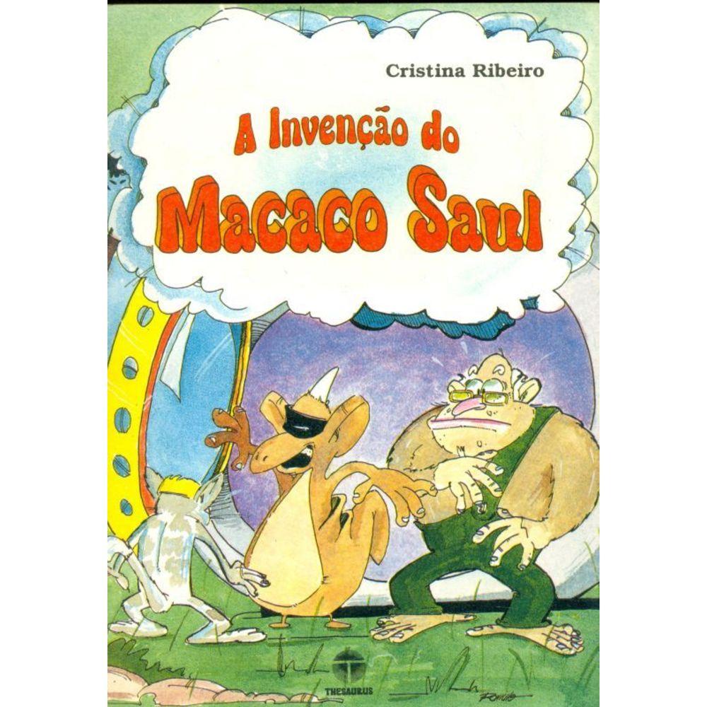 A Invenção do Macaco Saul