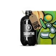 Cerveja Tarantino Double Miracle IPA - Growler 1L