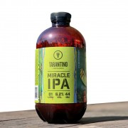 Cerveja Tarantino Miracle IPA - Growler 1L