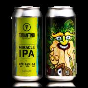 Cerveja Tarantino Miracle IPA - lata 473ml